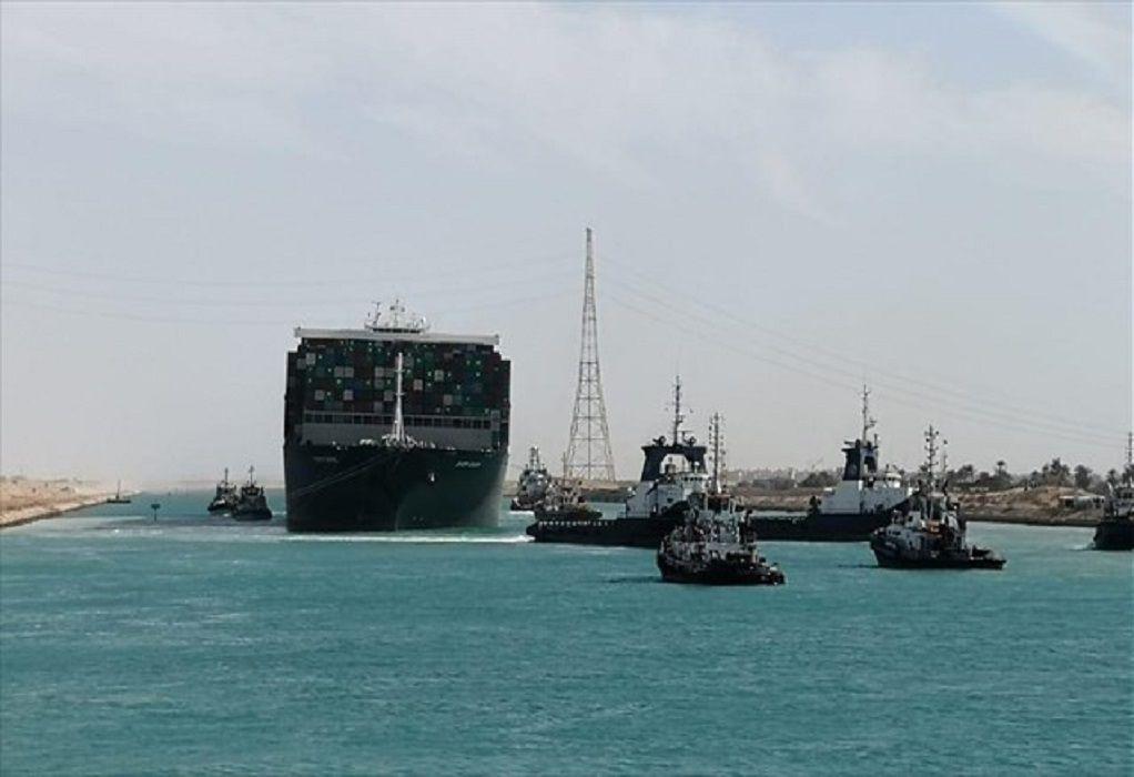 Διώρυγα του Σουέζ: Αποκαθίσταται η κυκλοφορία των πλοίων