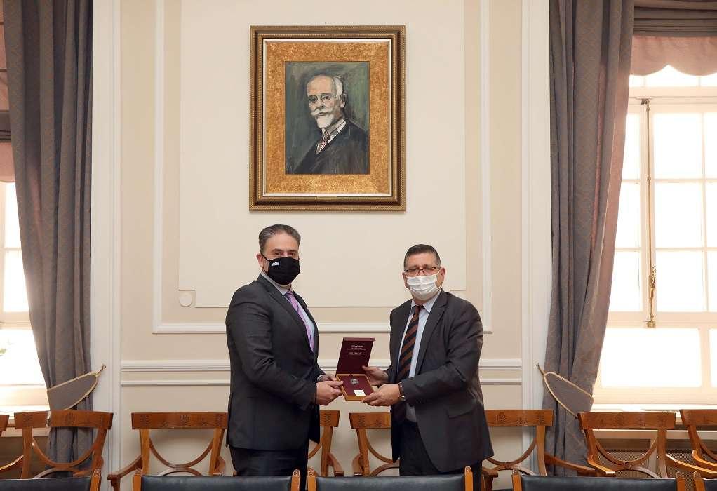 Μνημόνιο Συνεργασίας μεταξύ της ΕΔΑ Αττικής και του ΟΠΑ