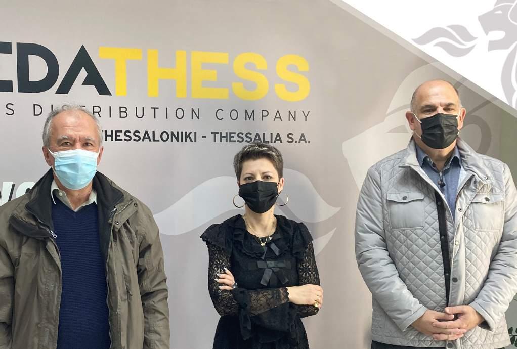 ΕΔΑ ΘΕΣΣ: Σύνδεση με τη βιομηχανία ΕΛΒΑΚ