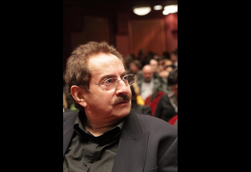 Το Φεστιβάλ Κινηματογράφου Θεσσαλονίκης τιμά τον Δημήτρη Εϊπίδη