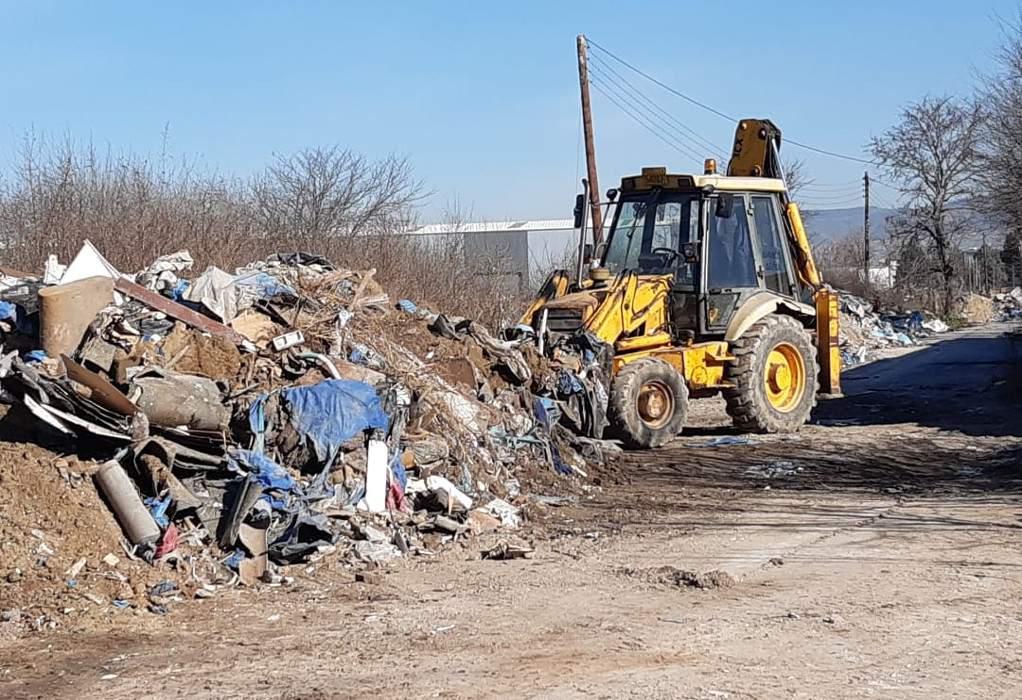 Νέα επιχείρηση καθαριότητας στο Δήμο Δέλτα