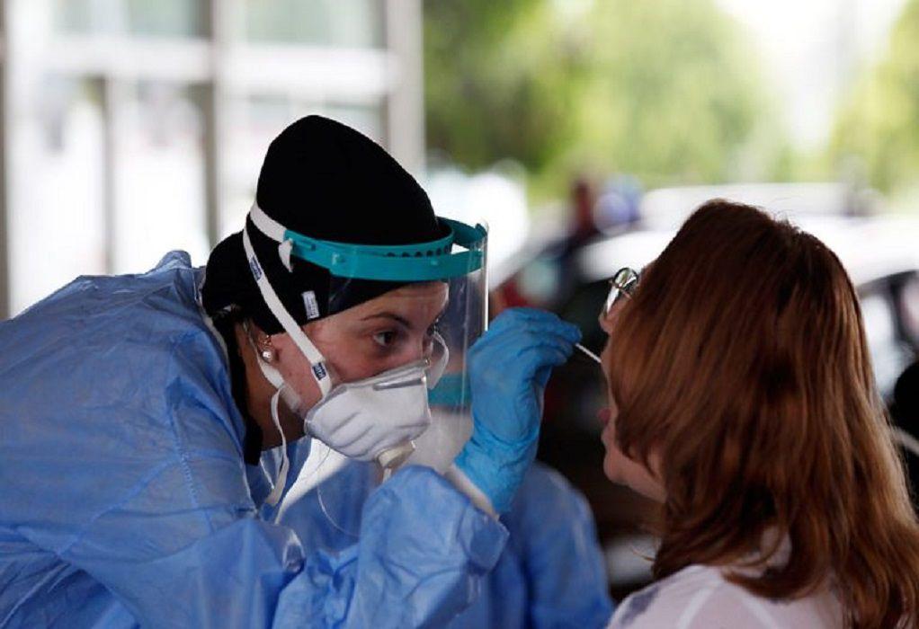 Κορωνοϊός: Πού θα γίνουν αύριο Τρίτη rapid tests