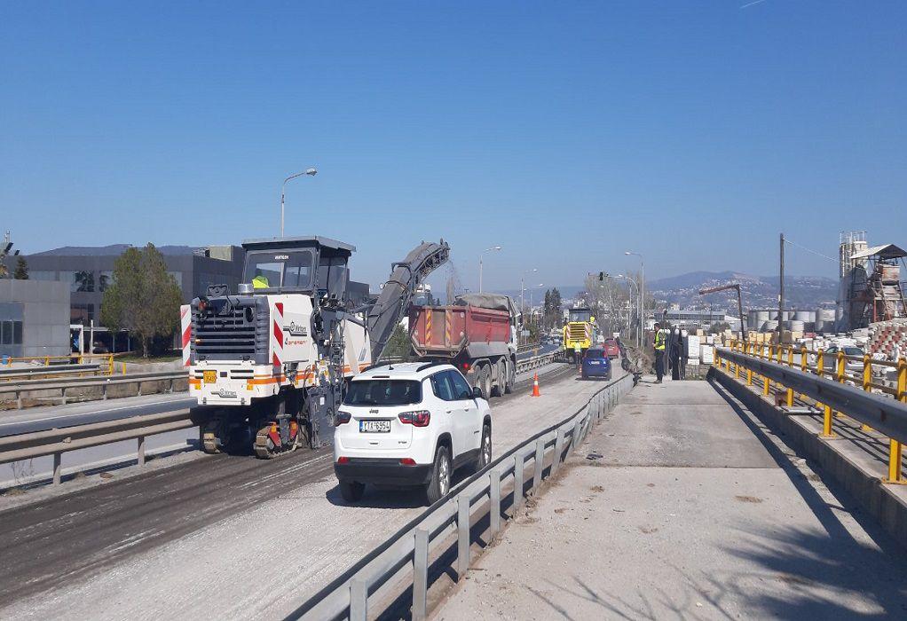ΠΚΜ: Εργασίες από αύριο στην Εθνική Οδό 2 Θεσσαλονίκης- Έδεσσας