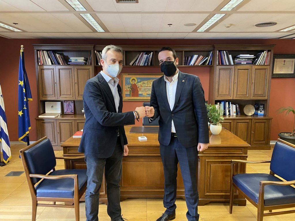 Ο Λεκάκης νέος πρόεδρος του Δημοτικού Συμβουλίου Θεσσαλονίκης (ΦΩΤΟ+VIDEO)