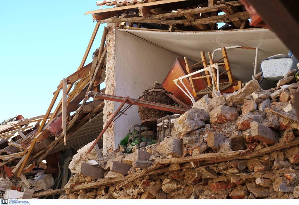 Σεισμός: Εκτεταμένοι έλεγχοι στα κτίρια των πληγεισών περιοχών