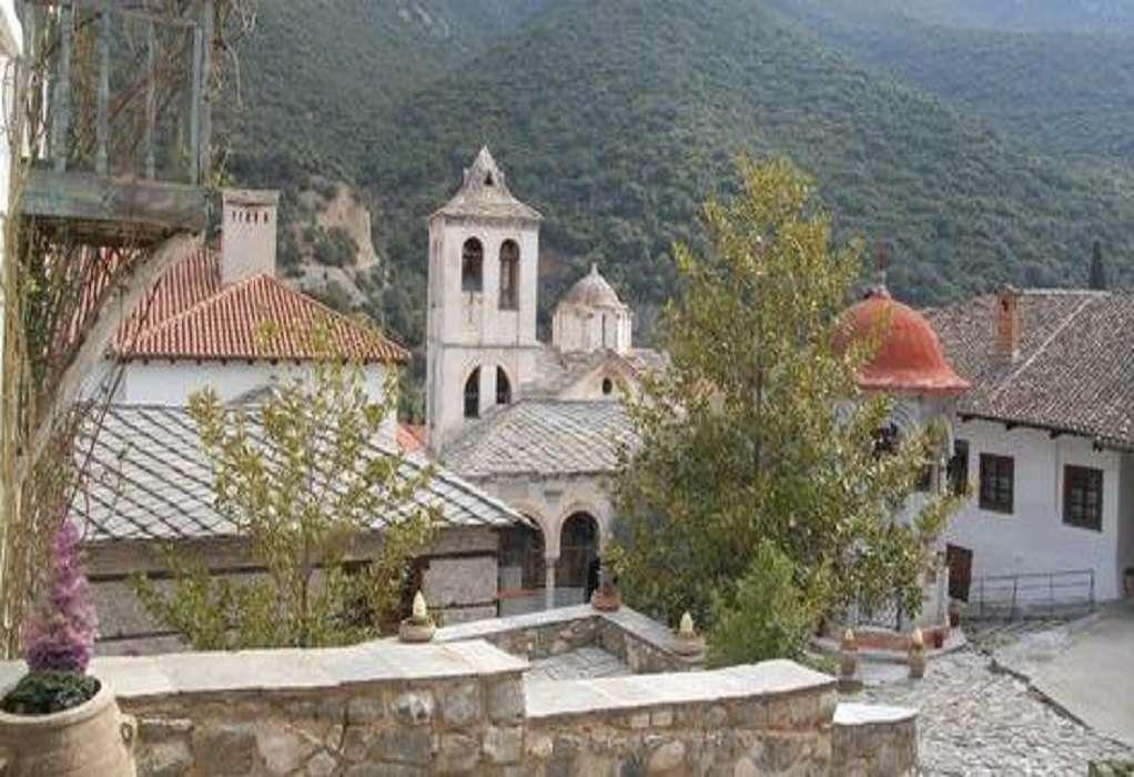 ΠΚΜ: Νέα παρέμβαση στην Ιερά Μονή Τιμίου Προδρόμου στις Σέρρες