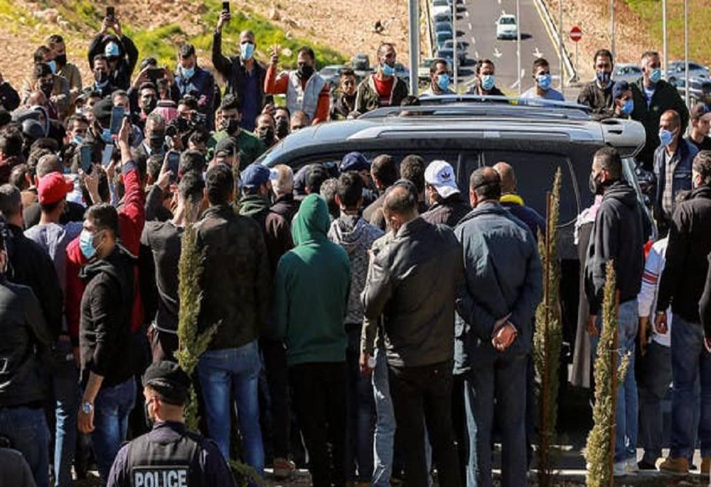 Ιορδανία: Διαδηλώσεις για τον θάνατο ασθενών με covid-19 λόγω έλλειψης οξυγόνου