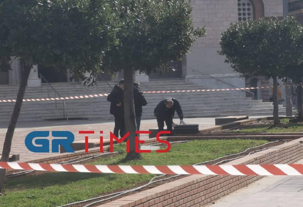 Συναγερμός για ύποπτο αντικείμενο στη Θεσσαλονίκη (ΦΩΤΟ-VIDEO)