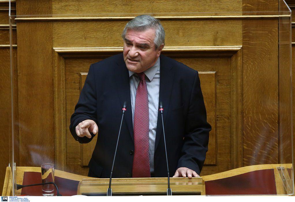 Χ. Καστανίδης: Η κυβέρνηση δεν μπορεί να ζητάει από την κοινωνία να μην αντιδρά