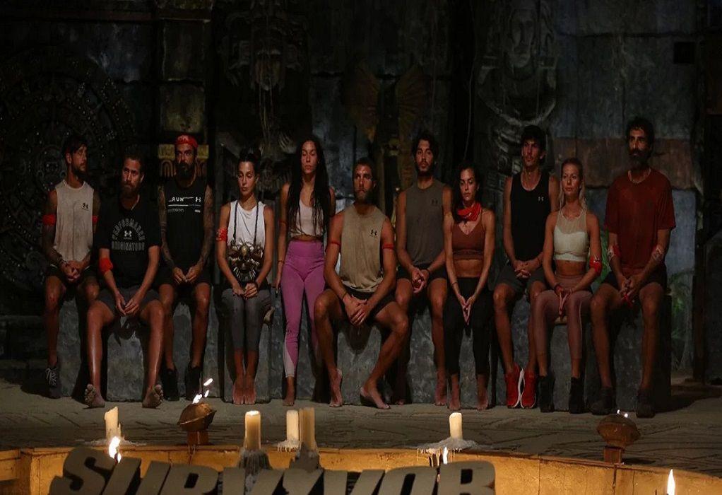 Survivor 4: Υποψήφιος ο Τριαντάφυλλος – Η νέα κόντρα με Κόρο και η παρέμβαση Κατσούλη