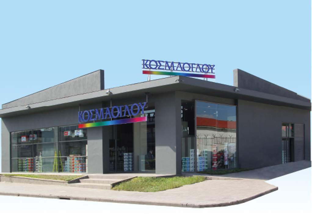 """""""Κοσμάογλου"""": Με το χρώμα της επιτυχίας, κτίζει νέα εταιρεία"""