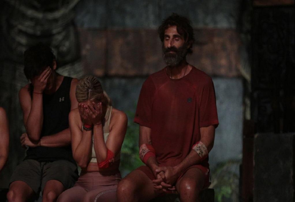 Survivor: Το ρίσκο δεν βγήκε – Αποχώρησε ο Κοψιδάς – «Ο κόσμος θέλει κουτσομπολιό και κακίες»