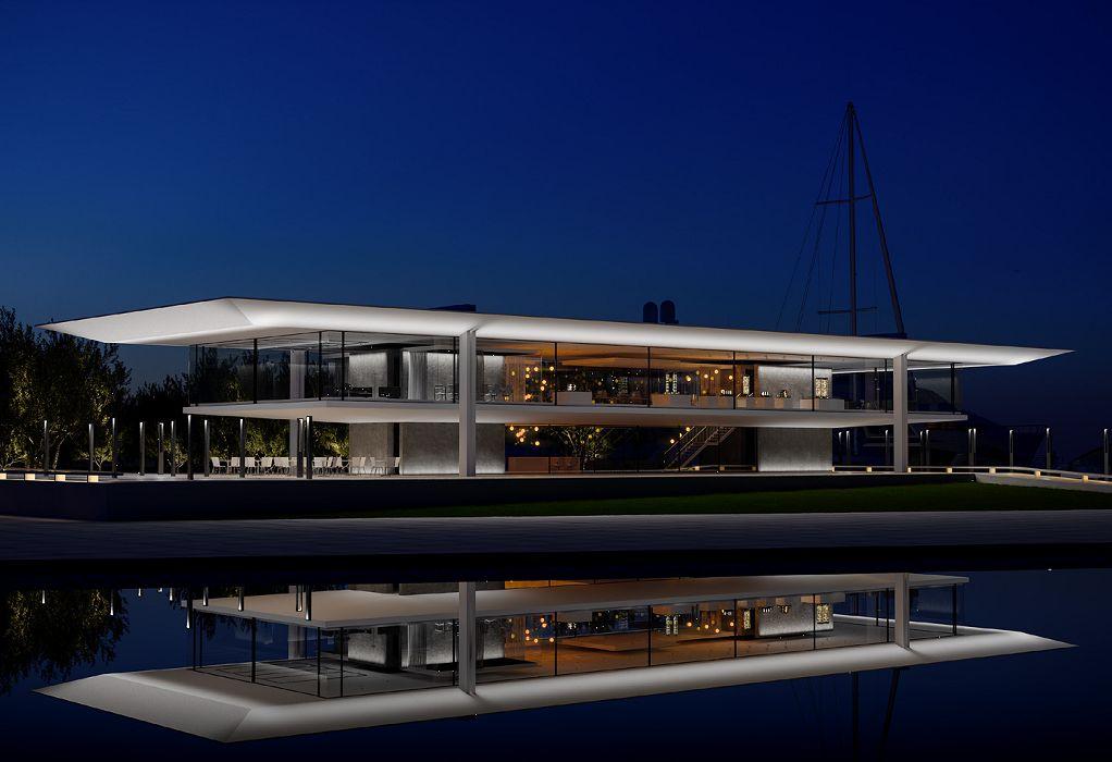 N. Ταγαράς: «Πράσινο φως» για το πρώτο κτίριο στο Ελληνικό – Hellinikon Sales Center