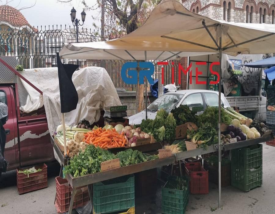 Μ. Παντελής: Σε λίγα χρόνια δεν θα υπάρχουν λαϊκές αγορές (ΗΧΗΤΙΚΟ)