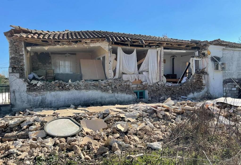 Σεισμός Ελασσόνας: Τουλάχιστον 30 σπίτια με ζημιές – Έξι απεγκλωβισμοί