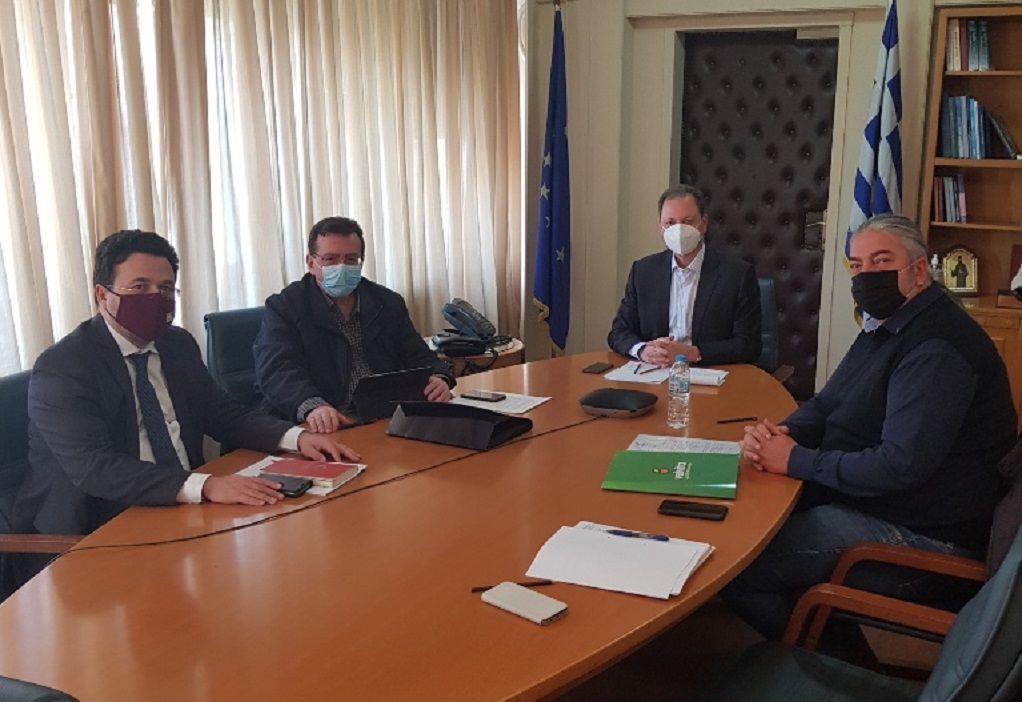 Ενιαία και ισχυρή εκπροσώπηση των αγροτών μετά από παρέμβαση του Σπ. Λιβανού