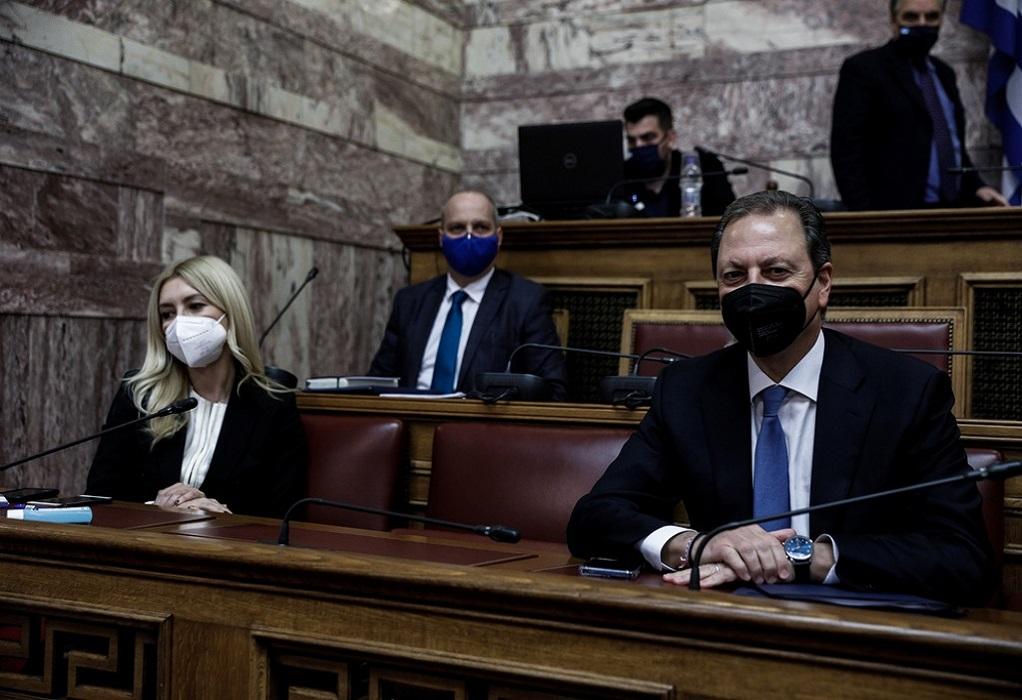 Διευκρινίσεις για τη λειτουργία του ΟΠΕΚΕΠΕ έδωσε ο Σπ. Λιβανός