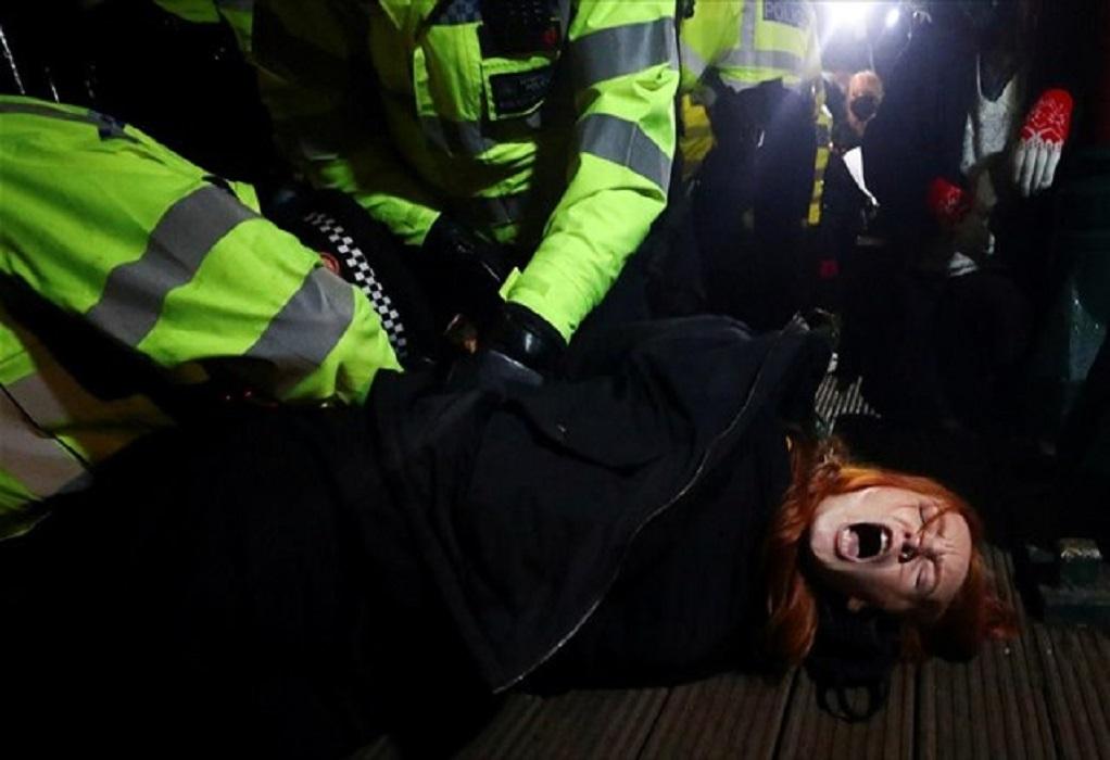 Λονδίνο: Κριτική στην αστυνομία για την αγρυπνία στη μνήμη της Σάρα Έβεραρντ