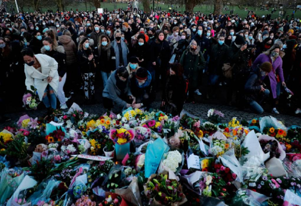 Λονδίνο: Διαμαρτυρία για επέμβαση αστυνομίας σε αγρυπνία μνήμης της 33χρονης