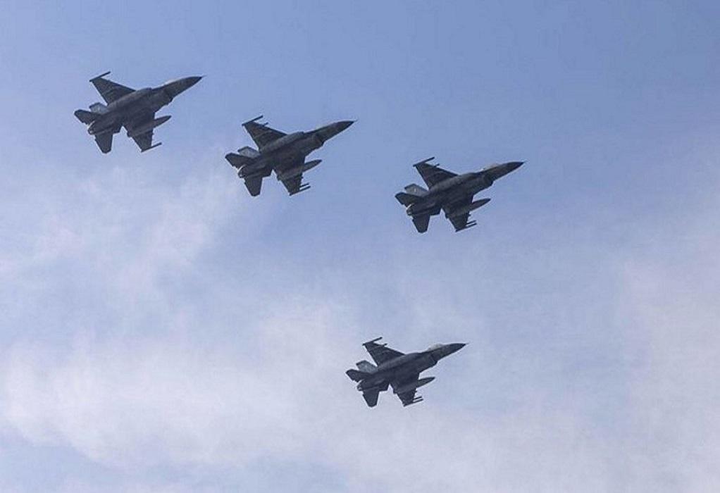 Σκληρές αερομαχίες με 26 τουρκικά μαχητικά στο Αιγαίο