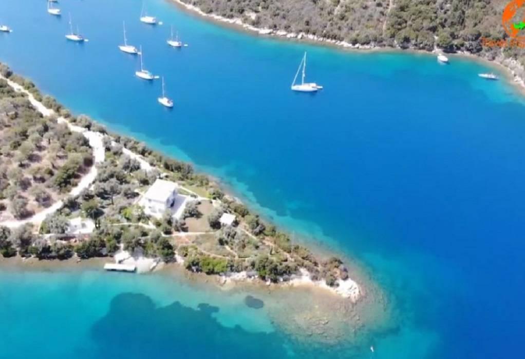 Μεγανήσι: Από τα πρώτα covid-free ελληνικά νησιά