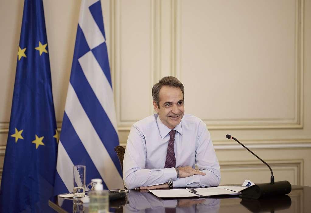 Ανάρτηση του Κυρ. Μητσοτάκη για τα πρώτα γενέθλια του gov.gr