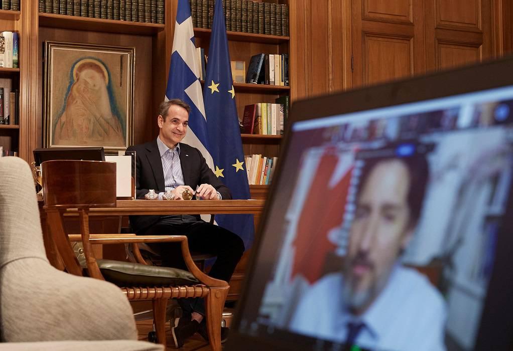 Κυρ. Μητσοτάκης: Θέλουμε οι Καναδοί κυρίως οι ελληνικής καταγωγής να μετέχουν στο success story της Ελλάδας