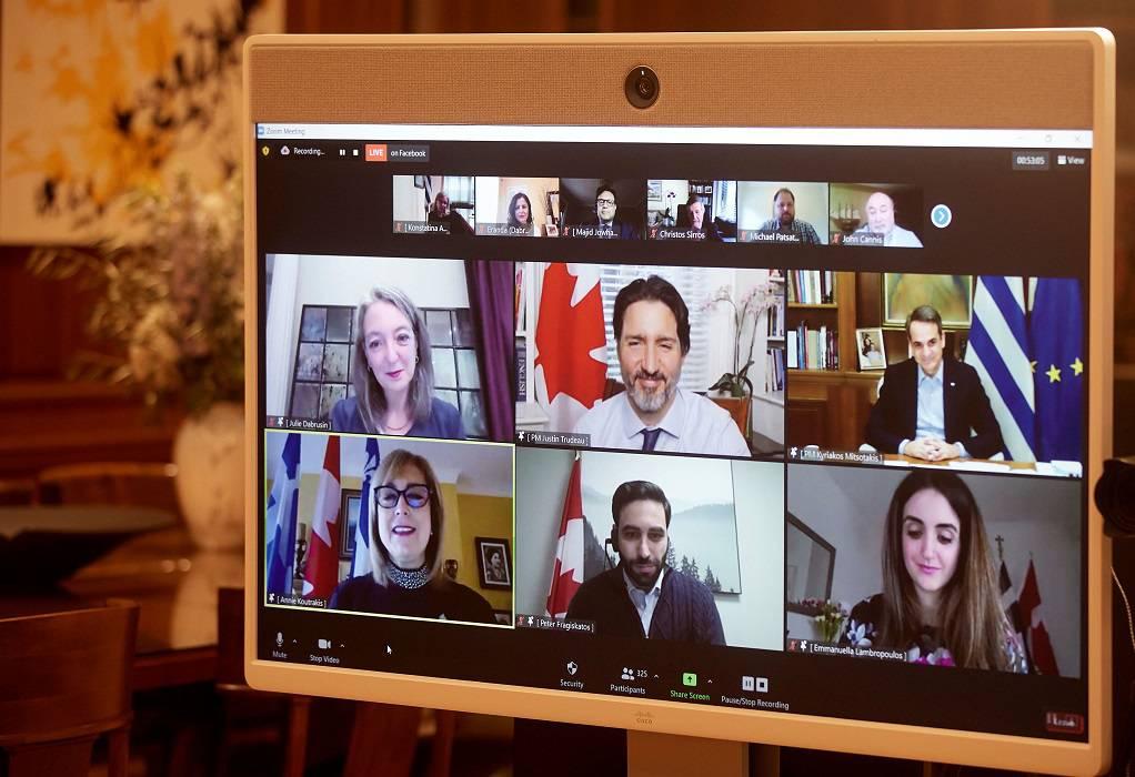 Καναδάς: Πρόωρες εκλογές για τις 20 Σεπτεμβρίου προκήρυξε ο Τζάστιν Τριντό