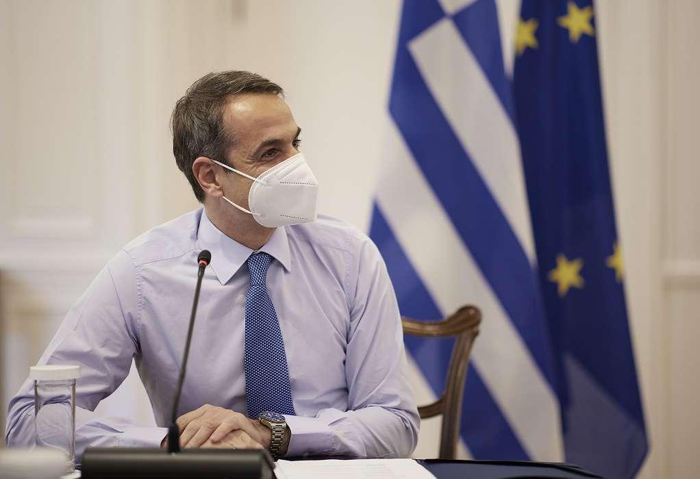 Μητσοτάκης: Δεν ανοίγει η αγορά της Θεσσαλονίκης