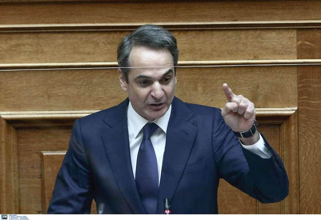 Νέα μέτρα για την αστυνομία – Τι ανακοίνωσε ο Κυρ. Μητσοτάκης