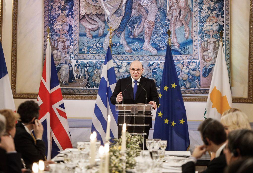 Μισούστιν: Ελλάδα και Ρωσία βοήθησαν η μία την άλλη και σε άλλες κρίσιμες στιγμές