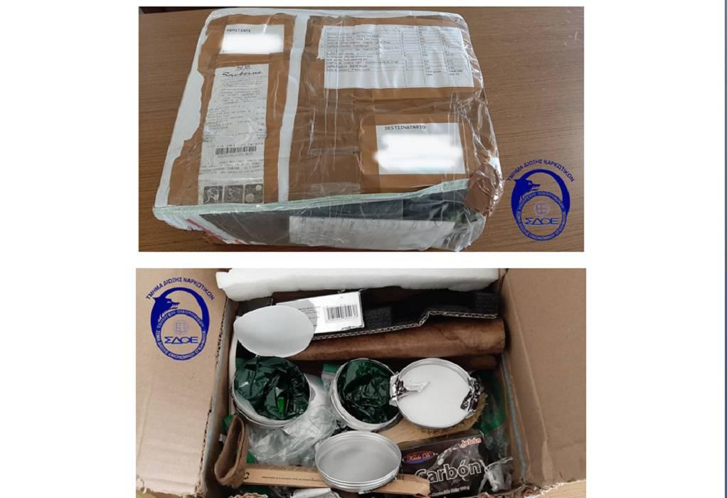 Ναρκωτικά από το Μεξικό μέσω… ταχυδρομείου
