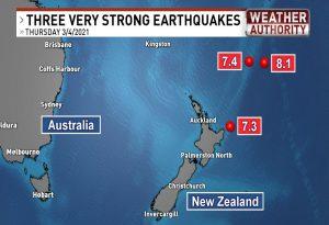 Νέος ισχυρός μετασεισμός στη Νέα Ζηλανδία – Προειδοποίηση για τσουνάμι