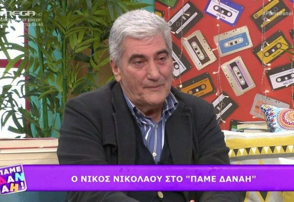 Ο Νίκος Νικολάου απαντά στα δημοσιεύματα περί σεξουαλικής παρενόχλησης