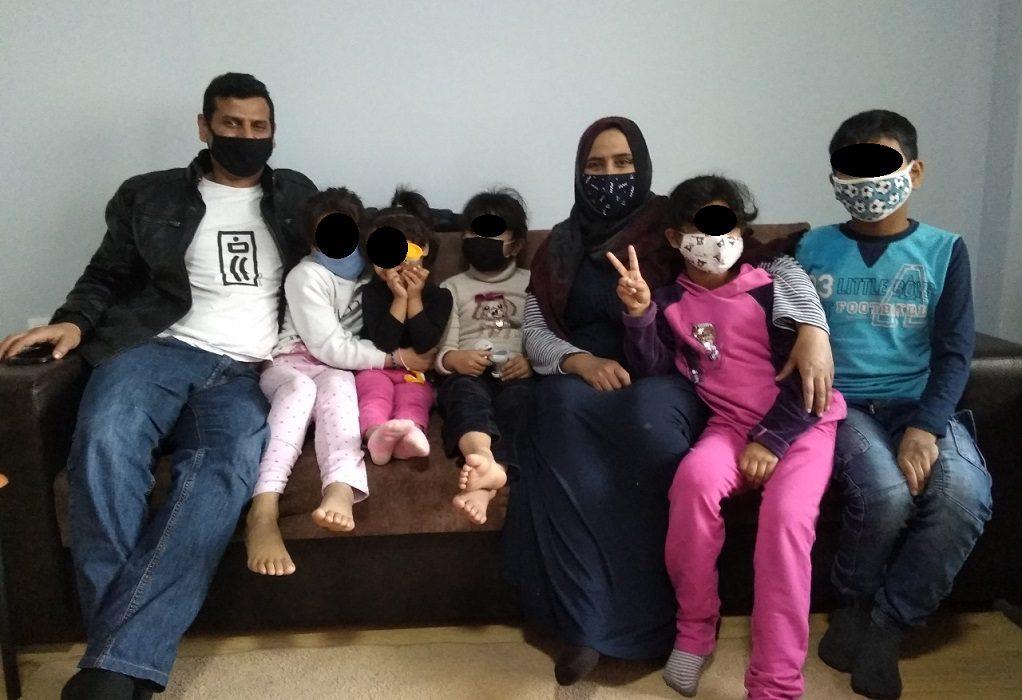 Από τον πόλεμο της Συρίας στη Θεσσαλονίκη – Η απίστευτη επανένωση οικογένειας μετά από 3 χρόνια