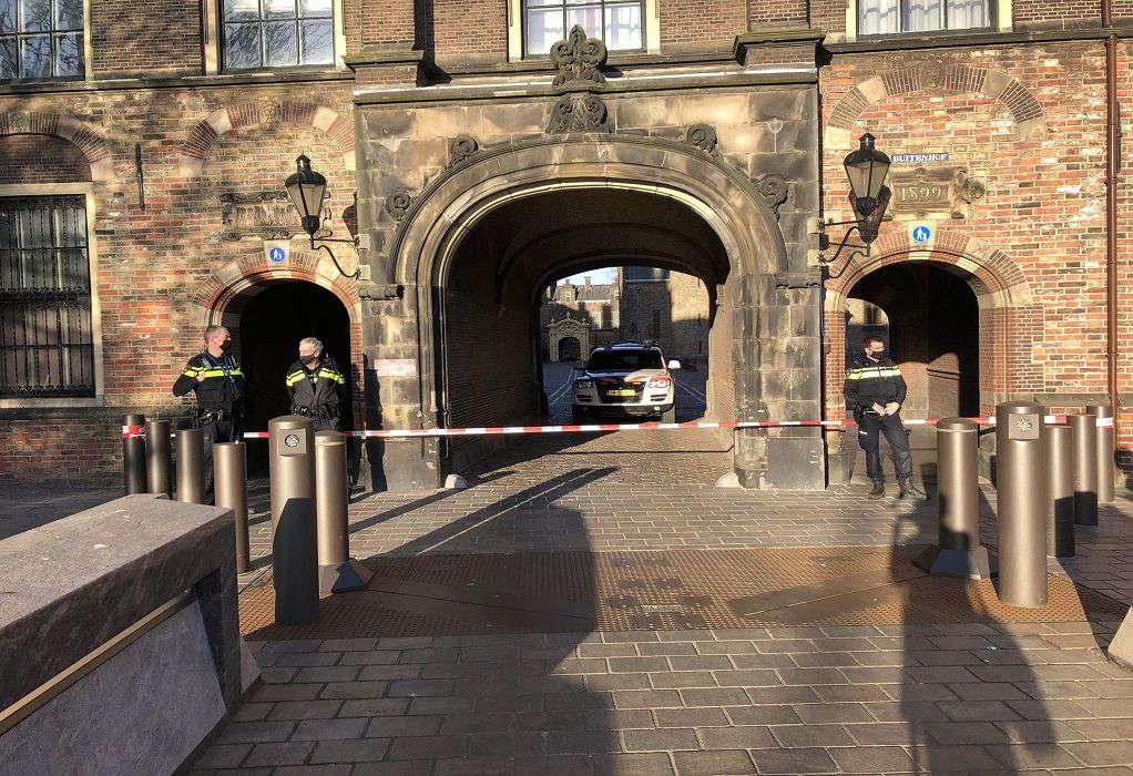 Συναγερμός στην Ολλανδία: Aπειλή για βόμβα στην περιοχή του Κοινοβουλίου