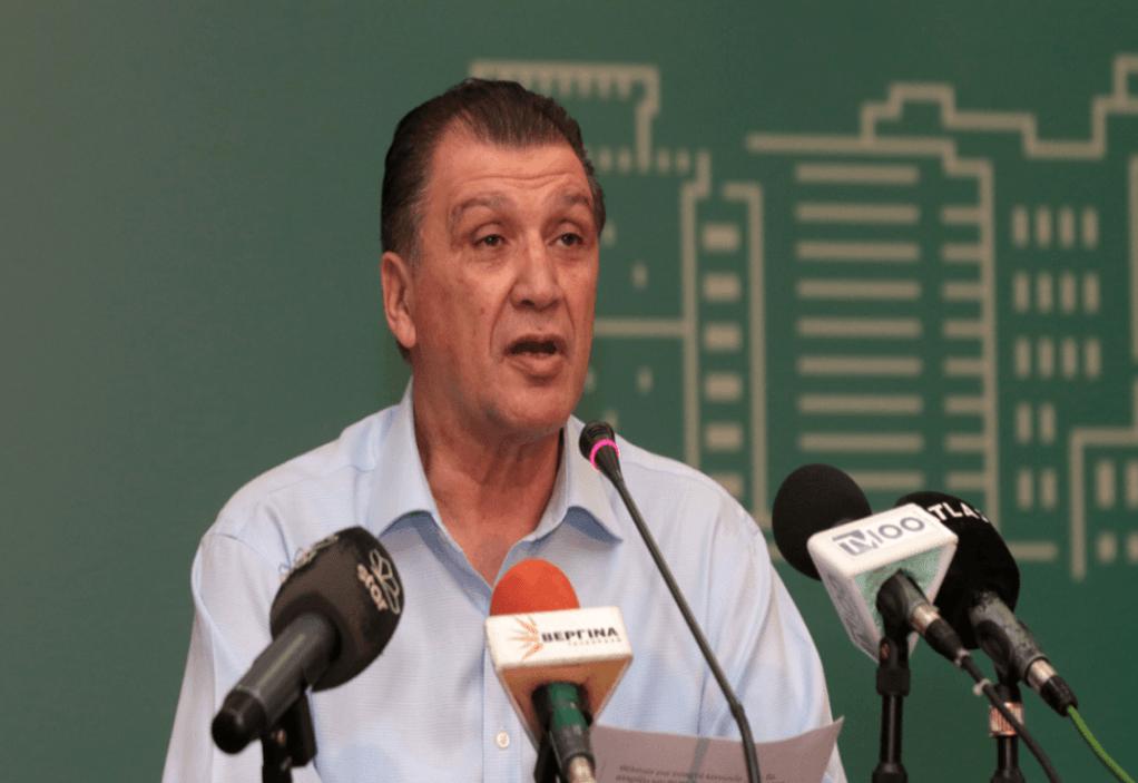 Γ. Ορφανός: Αντιδήμαρχοι εμβολιάστηκαν εκτός σειράς