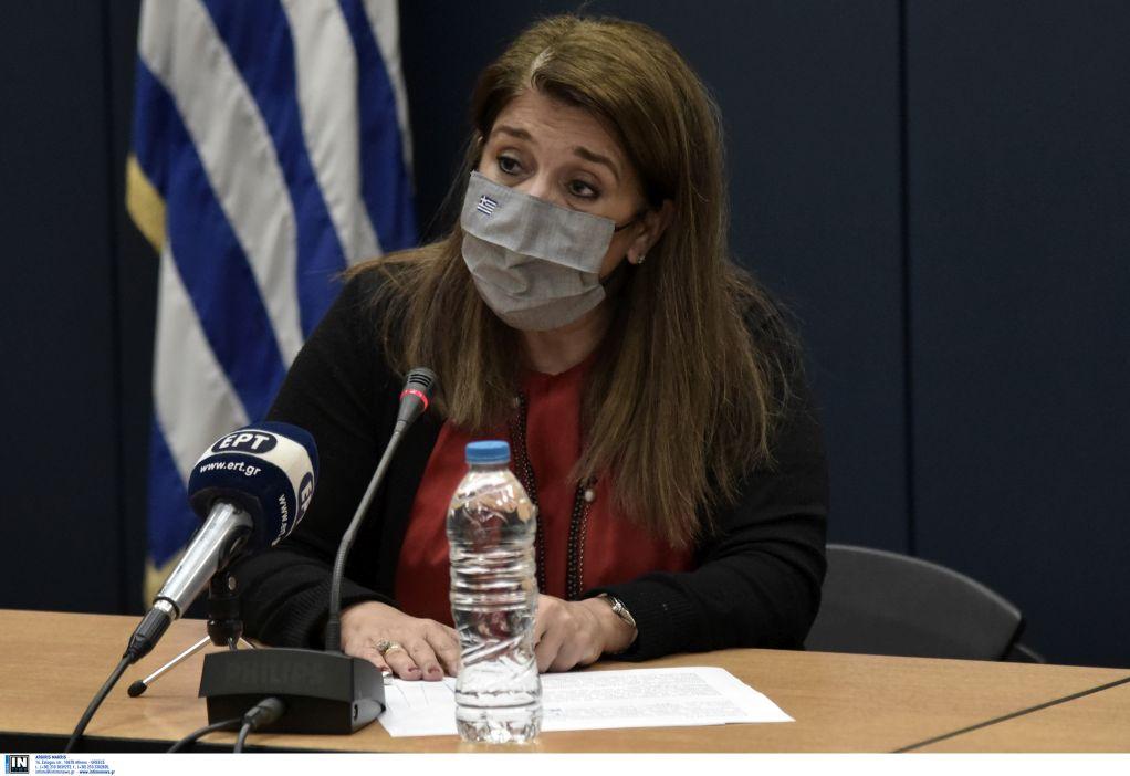 Παπαευαγγέλου: Αναμένουμε τοπικές επιδημικές εξάρσεις
