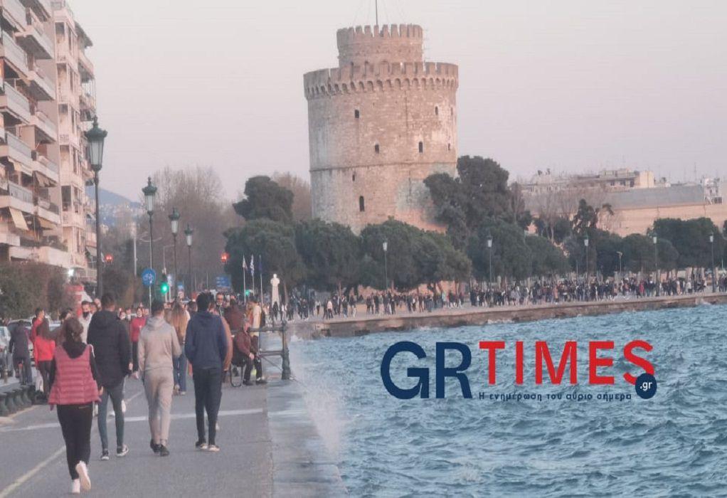 Λύματα-Θεσσαλονίκη: Κυριαρχεί η βρετανική μετάλλαξη