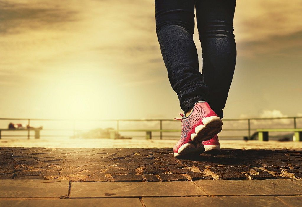 Τα 4 tips για να καταφέρεις να κάνεις περισσότερα βήματα μέσα στην ημέρα