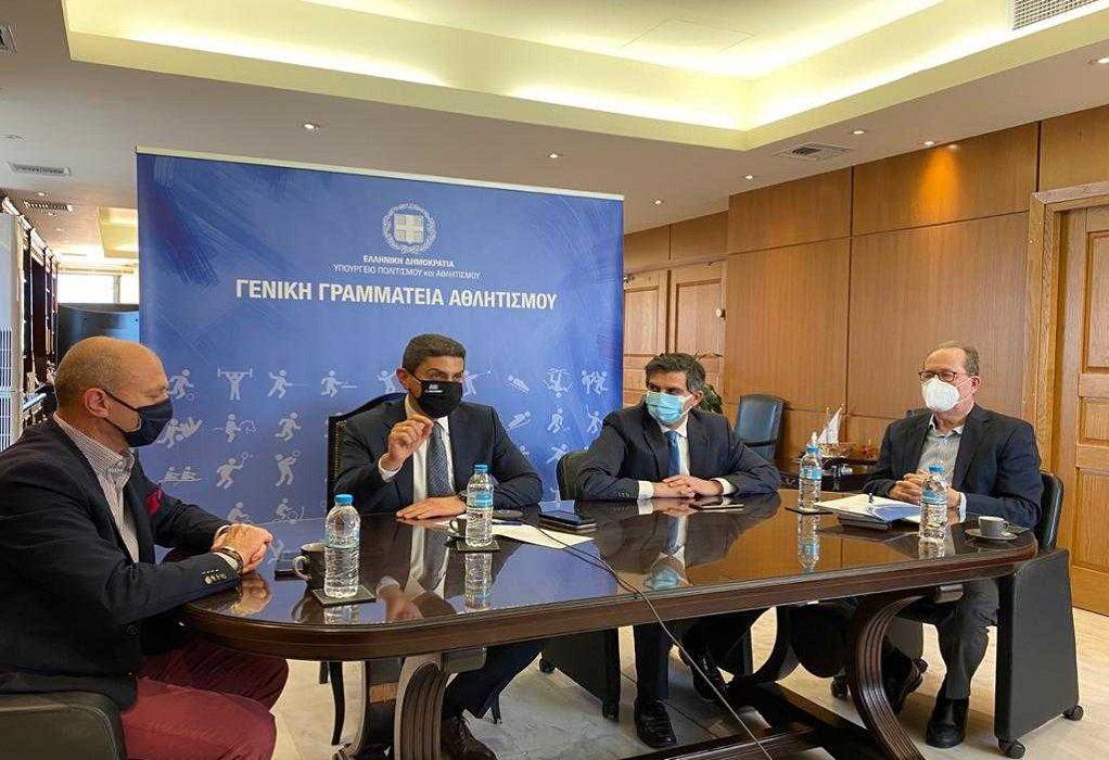 Πρόταση για τη διεξαγωγή του Ράλλυ Ακρόπολις στο Λουτράκι