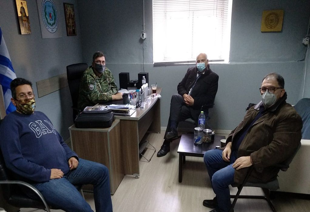 Συνάντηση ΕΣΠΕΕΘ με τον Πρόεδρο Δανειοληπτών