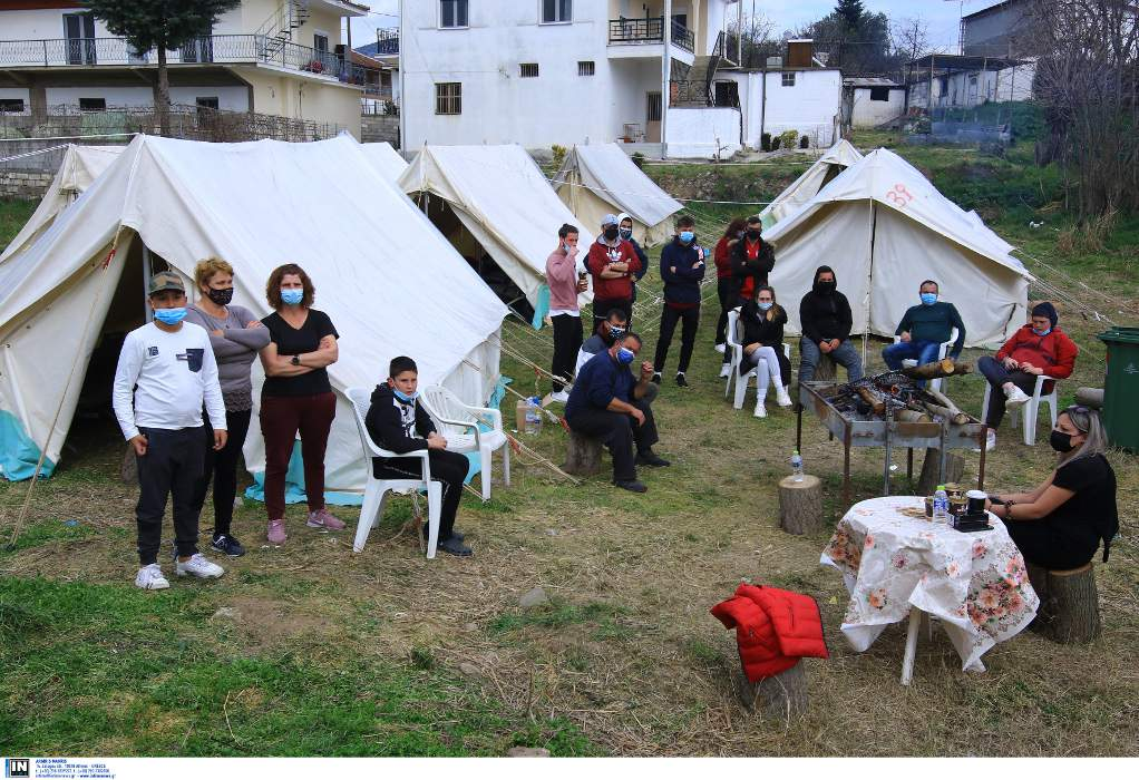 ΣΕΚ καλεί κυβέρνηση για στήριξη των σεισμοπλήκτων της Θεσσαλίας