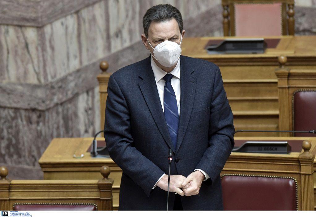 Θ. Σκυλακάκης: Μέσα Απριλίου θα κατατεθεί στην Ευρωπαϊκή Επιτροπή το Εθνικό Σχέδιο Ανάκαμψης