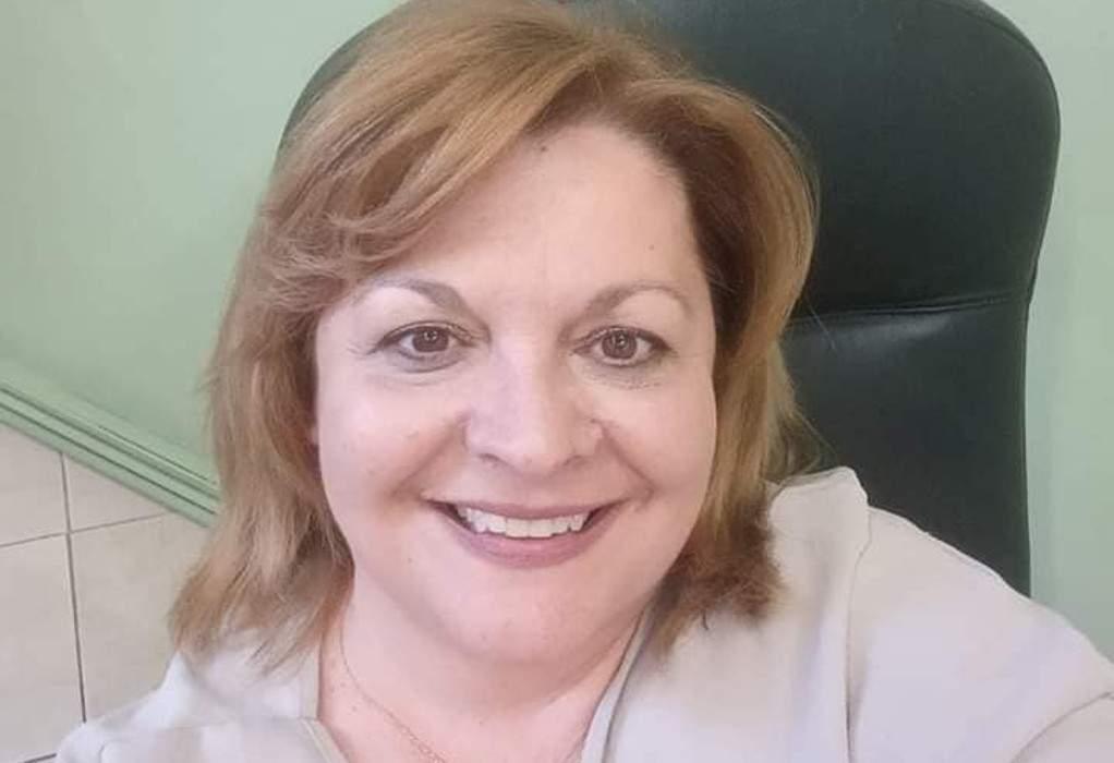 Παραίτηση από την παράταξη Ζέρβα υπέβαλε η Ιωάννα Σπανού