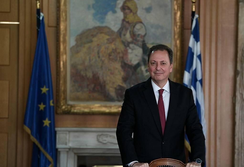 Στις Βρυξέλλες ο Σπ. Λιβανός για τη νέα ΚΑΠ