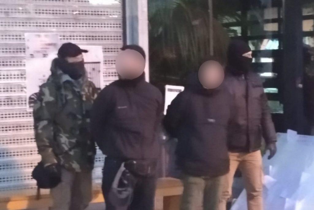 Εκκένωση ΑΠΘ: Συνελήφθησαν οι 16 από τους 33 προσαχθέντες