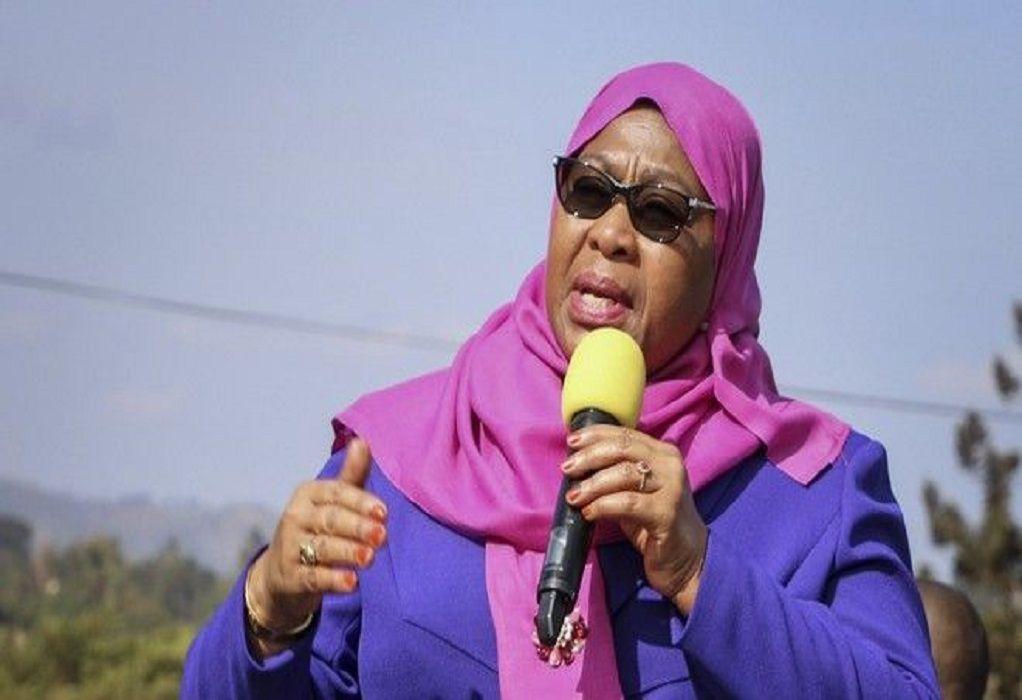 Τανζανία: Ορκίστηκε η πρώτη γυναίκα πρόεδρος στην ιστορία της χώρας