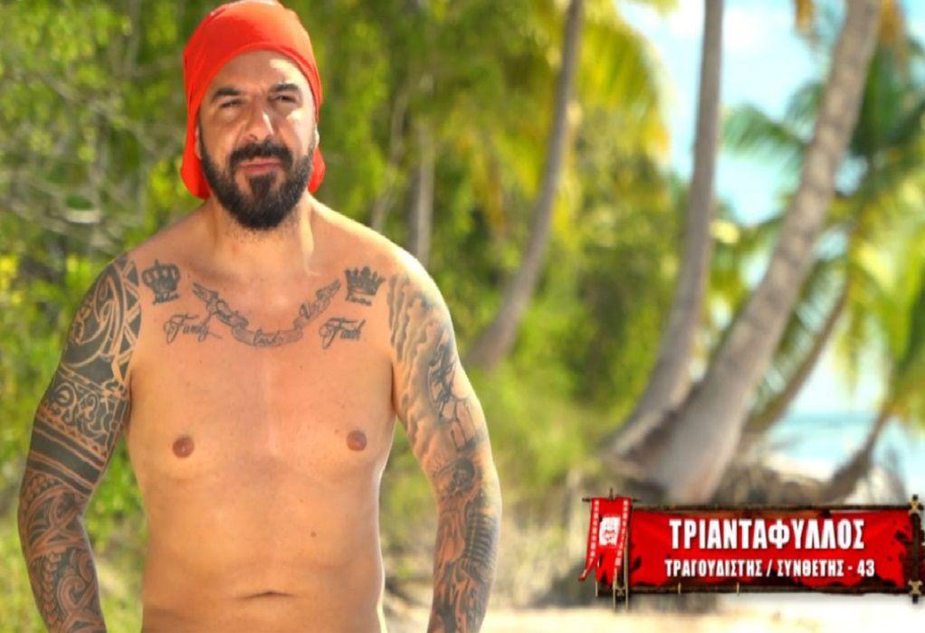 Survivor 4: Πόσα λεφτά παίρνει ο Τριαντάφυλλος