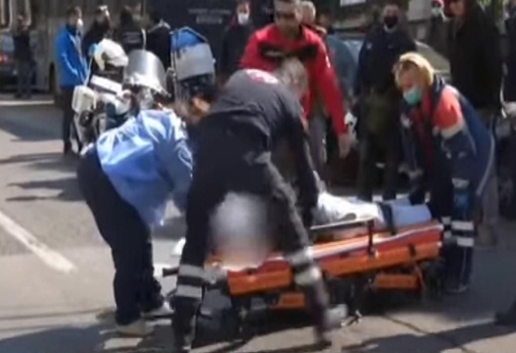 Εκτός υπηρεσίας οδηγού ο αστυνομικός της ασφάλειας της Ν. Μπακογιάννη μετά το τροχαίο